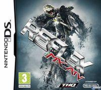 Portada oficial de MX vs. ATV. Reflex para NDS