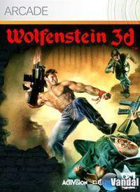 Portada oficial de Wolfenstein 3D XBLA para Xbox 360