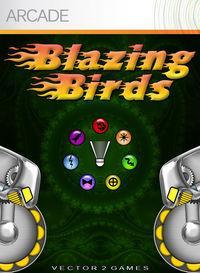 Portada oficial de Blazing Birds XBLA para Xbox 360