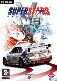 Portada oficial de Superstars V8 Racing para PC