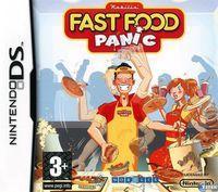Portada oficial de Fast Food Panic para NDS