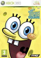 Portada oficial de SpongeBob's Truth or Square para Xbox 360