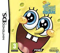 Portada oficial de SpongeBob's Truth or Square para NDS