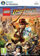 Portada oficial de LEGO Indiana Jones 2 para PC