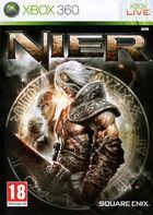 Portada oficial de Nier Gestalt para Xbox 360