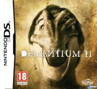 Portada oficial de Dementium II para NDS