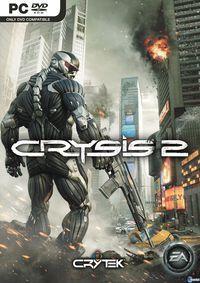 Portada oficial de Crysis 2 para PC