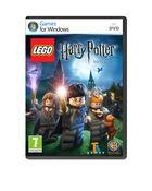 Portada oficial de LEGO Harry Potter: Years 1-4 para PC