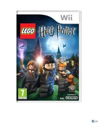 Portada oficial de LEGO Harry Potter: Years 1-4 para Wii