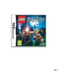 Portada oficial de LEGO Harry Potter: Years 1-4 para NDS