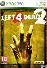 Portada oficial de Left 4 Dead 2 para Xbox 360