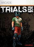 Portada oficial de Trials HD XBLA para Xbox 360