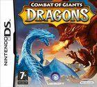 Portada oficial de Combate de Gigantes: Dragones para NDS
