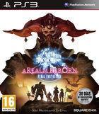 Portada oficial de Final Fantasy XIV: A Realm Reborn para PS3