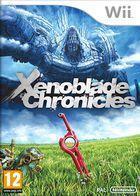 Portada oficial de Xenoblade Chronicles para Wii