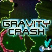 Portada oficial de Gravity Crash PSN para PS3