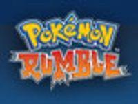 Portada oficial de Pokémon Rumble WiiW para Wii
