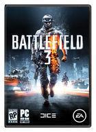 Portada oficial de Battlefield 3 para PC