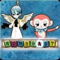 Portada oficial de Numblast PSN para PS3