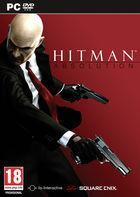 Portada oficial de Hitman Absolution para PC