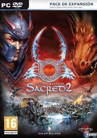 Portada oficial de Sacred 2 Fallen Angel - Ice & Blood para PC