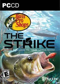 Portada oficial de The Strike: Bass Pro Shop para PC
