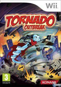 Portada oficial de Tornado Outbreak para Wii