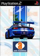 Portada oficial de Auto Modellista para PS2