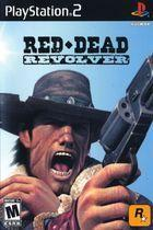 Portada oficial de Red Dead Revolver para PS2
