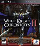Portada oficial de White Knight Chronicles II para PS3