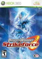 Portada oficial de Dynasty Warriors Strikeforce para Xbox 360