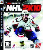 Portada oficial de NHL 2K10 para PS3