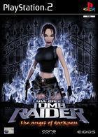 Portada oficial de Tomb Raider: El �ngel de la Oscuridad para PS2