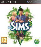 Portada oficial de Los Sims 3 para PS3