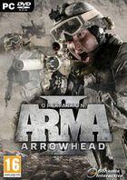 Portada oficial de ARMA II Operation Arrowhead para PC