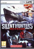 Portada oficial de Silent Hunter 5 para PC