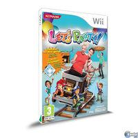 Portada oficial de Let's Party para Wii