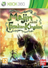 Portada oficial de Majin and the Forsaken Kingdom para Xbox 360