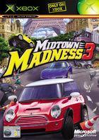 Portada oficial de Midtown Madness 3 para Xbox
