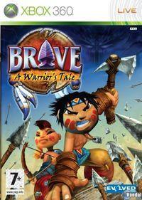 Portada oficial de Brave: A Warrior's Tale para Xbox 360