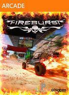 Portada oficial de Fireburst XBLA para Xbox 360