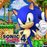 Portada oficial de Sonic the Hedgehog 4: Episode 1 PSN para PS3