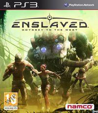 Portada oficial de Enslaved: Odyssey to the West para PS3