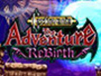 Portada oficial de Castlevania the Adventure Rebirth WiiW para Wii
