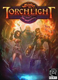 Portada oficial de Torchlight para PC