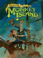 Portada oficial de Tales of Monkey Island Chapter 3: Lair of the Leviathan WiiW para Wii