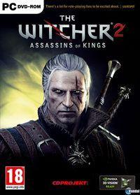 Portada oficial de The Witcher 2: Assassins of Kings para PC