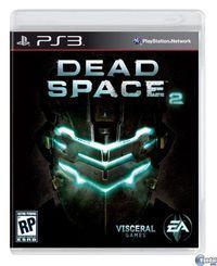 Portada oficial de Dead Space 2 para PS3