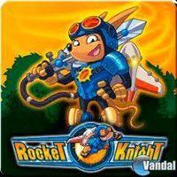 Portada oficial de Rocket Knight PSN para PS3