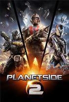 Portada oficial de PlanetSide 2 para PC